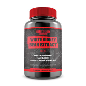 White Kidney Bean Extract Bottle
