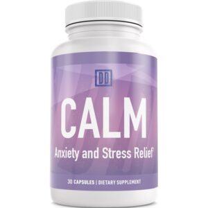 calm anxiety and stress relief