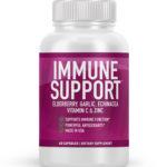 Immune Support with Elderberry +